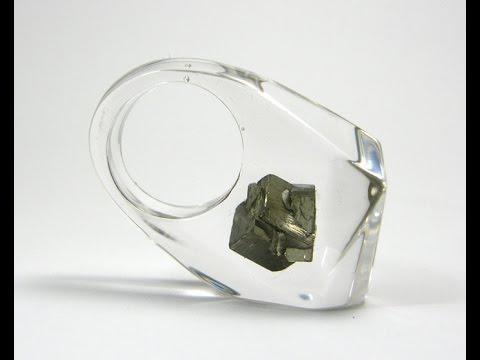 resina trasparente prochima cristallo sc 22 youtube