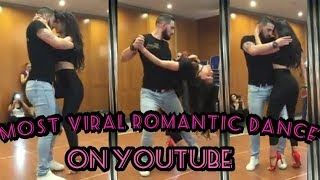 Most Romantic Dance ever | Lovely Turkish Couple | Arabic music
