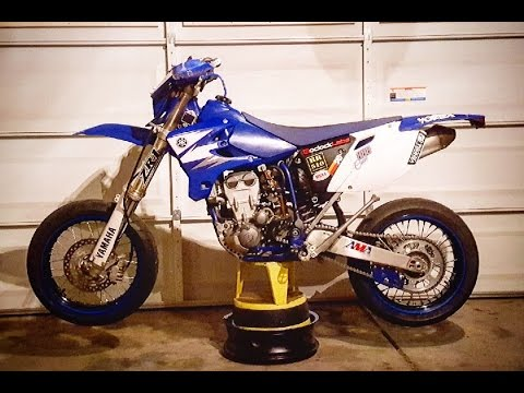 my new wr450sm supermoto youtube. Black Bedroom Furniture Sets. Home Design Ideas
