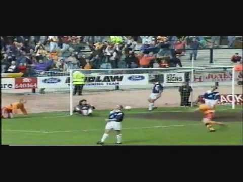 Motherwell 3 Raith Rovers 3 (Stark's Park) 7th May 1994