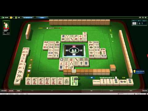 -11- Let's Play Mahjong (Riichi EMA)