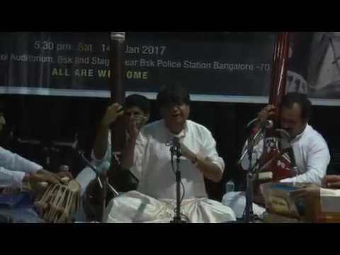 Paalisenna Muddu Shaarade (ಪಾಲಿಸೆನ್ನ ಮುದ್ದು ಶಾರದೆ) -- Dasara Pada -- Pt Ganapati Bhat Hasanagi