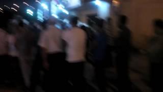 بالفيديو ... المواطنين يحتشدون امام صيدلية الاسعاف فى انتظار صرف اللبن المدعم