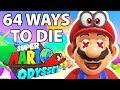 64 Ways to Die in Super Mario Odyssey