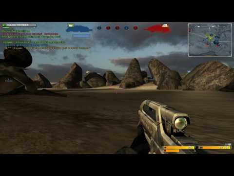 Battlefield 2142 Revival multiplayer gameplay #3: Highway to Tampa