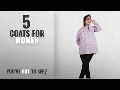 Top 10 Coats For Women [2018]: Mask Suncoat- Dust Pollution Protection Driving Traveling Coat Long