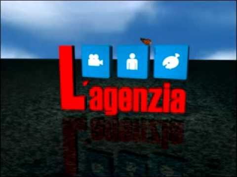Propuesta 3D logo L'agenzia