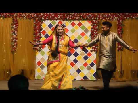 Tu Meri Hai Prem Ki Bhasha (Bride Dance)