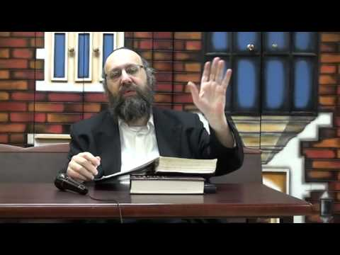 2 Types Yesh MeAyin - The Fight Between Lubavitch  and Kopust