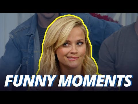 Download Youtube: Reese Witherspoon Funny Moments (2017)