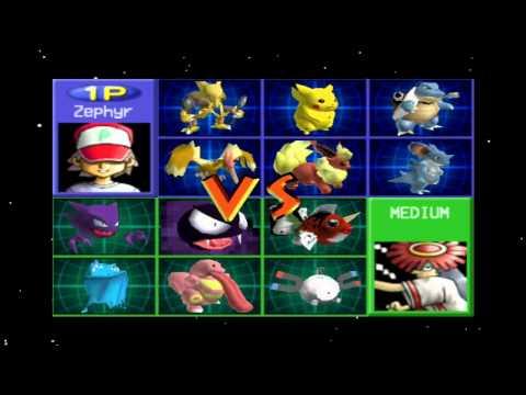 Pokémon Stadium - Episode 17 - Poke Cup - Great Ball