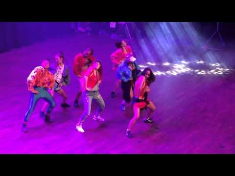 """Request Dance Crew """"Sorry"""" by Justin Bieber - LIVE PERFORMANCE"""