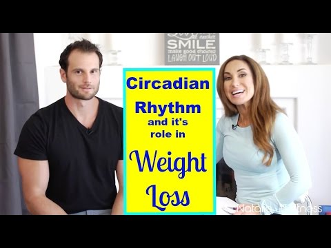 What does circadian rhythm have to do with Weight Loss? | Natalie Jill