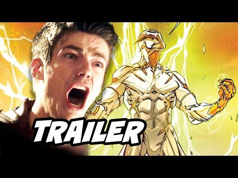 The Flash 4x14 Promo - The Thinker Final Boss Form Theory