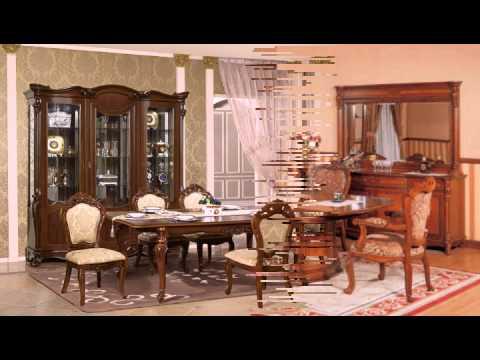 Видео каталог мебели для гостиных из Китая и Италии