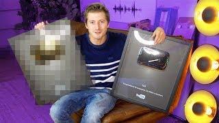 YouTube schickt mir 2 Playbutton als Entschuldigung! 😳