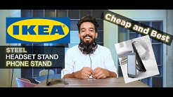 HEADSET STAND | IKEA MÖJLIGHET STEEL | BREAKLESS UNBOXING | 2019 | HINDI