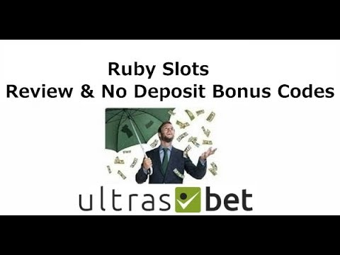 Ruby slots no deposit codes 2019 still active