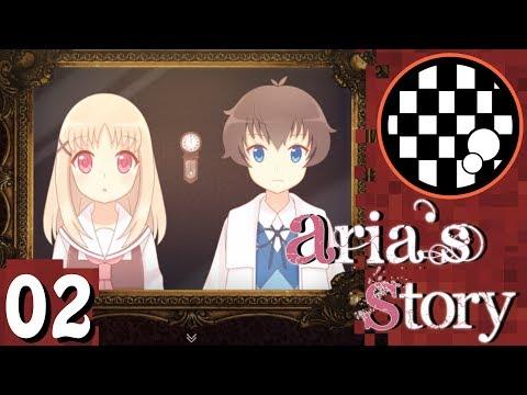 Aria's Story | PART 2 | RPG Maker Horror