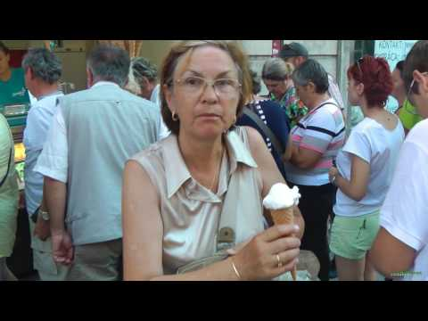 Slovakia, Ice cream in Bratislava - Trip to Norwegian Fjords - ep57 -Vlog calatorii,travel