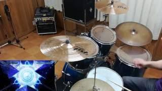 SHOW BY ROCK!!# 【ハートをRock!!】 プラズマジカ 叩いてみた Drum Cover