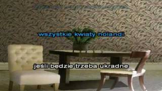 Stachursky - Jedwab - karaoke