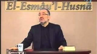 Hayy isminin tecellisi olmadığı bir varlık yoktur - Mustafa İslamoğlu