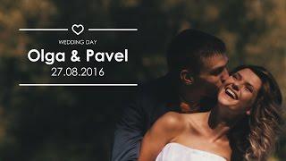 Свадебный трейлер. Ольга и Павел // OSV Studio