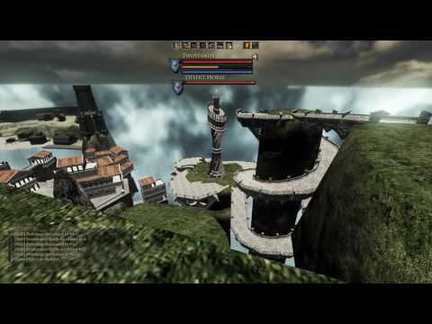 Mortal Online Tindrem Garden Tindrem Tower rare books and  top view
