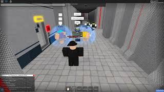 Abusive Mods on Site-17 Roblox.