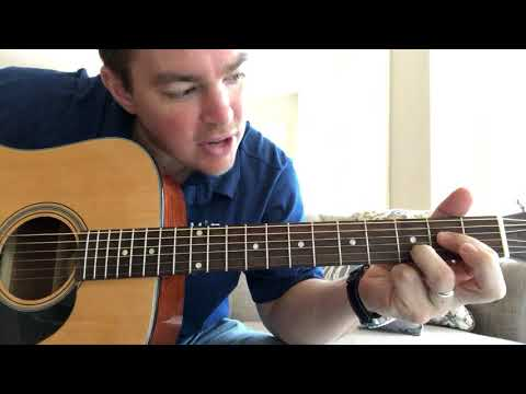 Anything But Mine | Kenny Chesney | 1-Minute Guitar Lesson