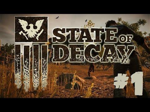 MAN VS. ZOMBIES - SURVIE - State of Decay : Breakdown