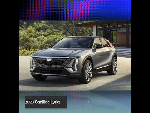 2023 Cadillac Lyriq Sneak Peek