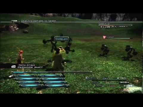 Final Fantasy XIII Reseña de Zona Gamer