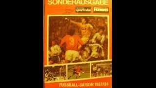 Oberligaschlußkonferenz 26.(letzter) Spieltag 1987/1988