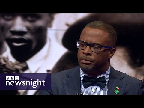 Windrush and Brexit: St Kitts and Nevis Foreign Minister - BBC Newsnight