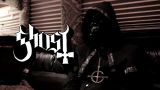 GHOST BC : Nameless Ghoul interview 07/04/2013 @ Montréal (QC, Canada)