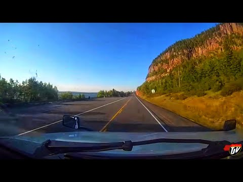 My Trucking Life - YOU'LL LOVE THIS CANADIAN SCENERY - #1519