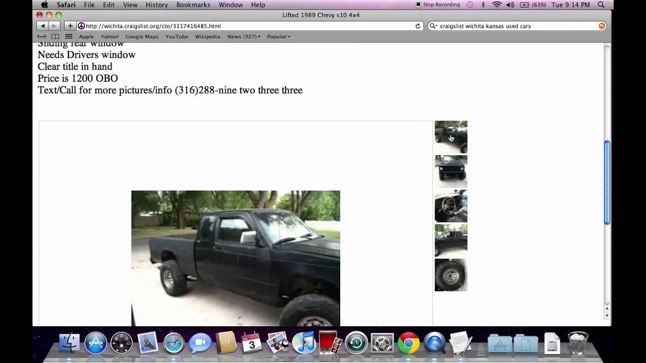 Cars For Sale By Owner Craigslist Waco: Craigslist Wichita Falls Tx Cars And Trucks