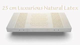 Latex Bedding Company, Revor, Madrid Latex Mattress