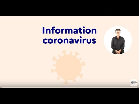 Vidéo Nouveau Spots TV et Radio Coronavirus: Conduite a tenir en cas de signes - Voix Off: Marilyn HERAUD