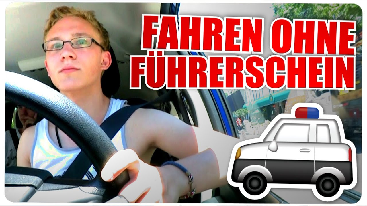 fahren ohne f hrerschein usa trip 4 youtube. Black Bedroom Furniture Sets. Home Design Ideas