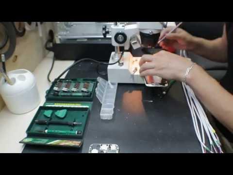 IPhone 6 разбор и ремонт после попадания влаги, жидкости. Не включается