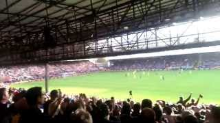 Chelsea Fans At Crystal Palace: Atmosphere