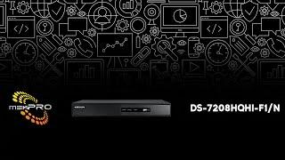 видео DS-7216HGHI-F1