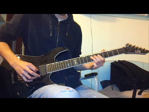Amon Amarth - Deceiver of the Gods Full Cover w/ Tab [HD]