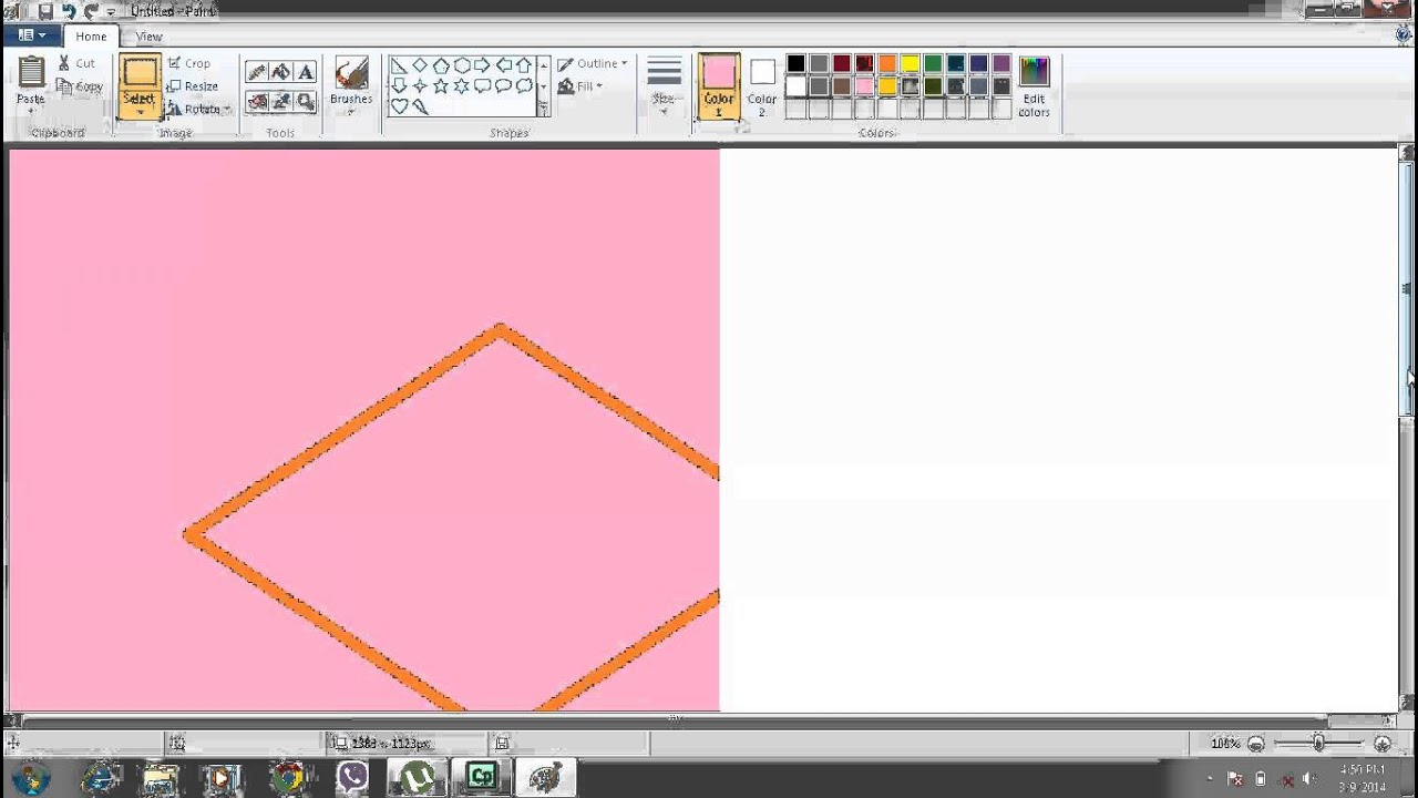 HOW TO USE PAINT: IN HINDI - YouTube