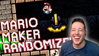 The Results Are In...You Guys Hate Me 😂 | Mario Maker Randomizer [Ep. 2]