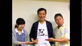 俳優榎木孝明さんが不食と気功と過去現在未来を語りました.