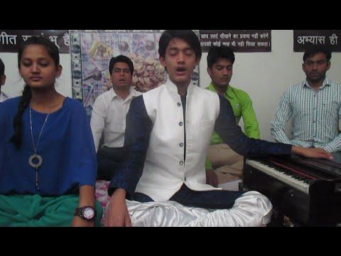 8. Complete Morning Vocal Riyaz Video | C# - 2:47 Hrs. | Master Nishad & Team | Sangeet Pravah World